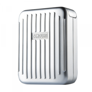 Zendure A-Series 4 Ports Charger – Silver